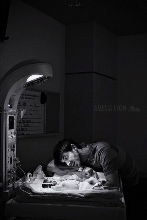 20 мощных фотографий мужчин, которые присутствовали при рождении своего ребенка